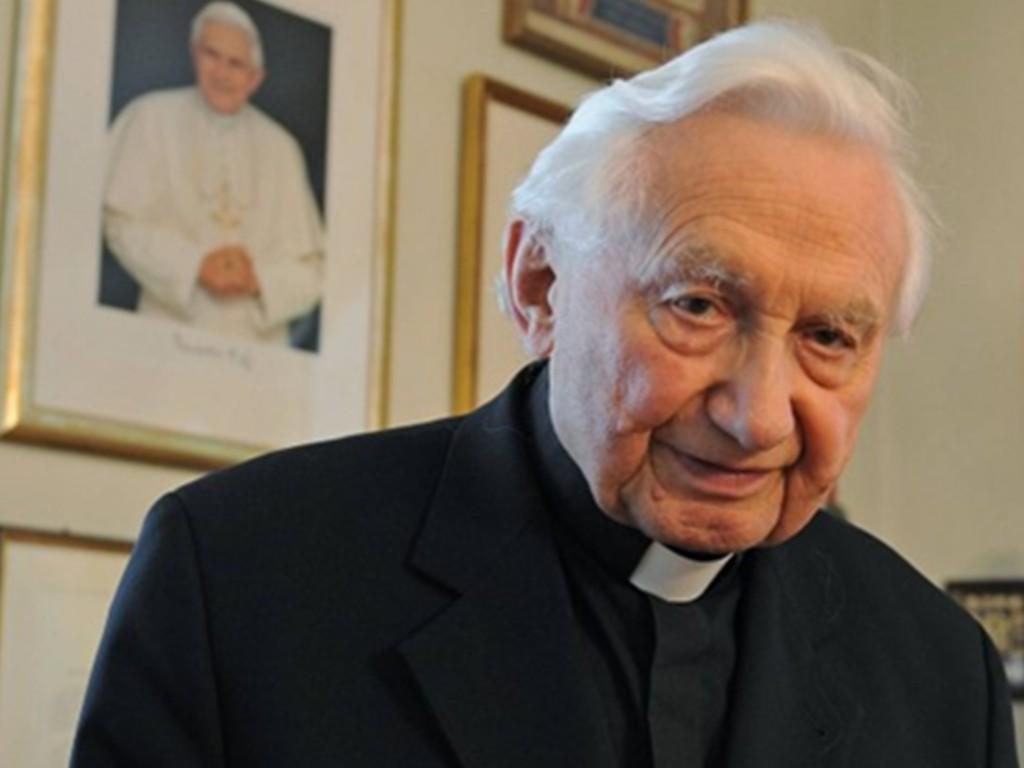 Ks. Georg Ratzinger