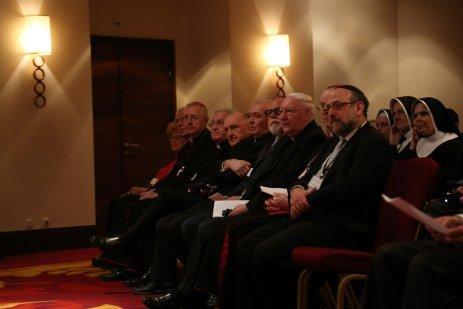 """Międzynarodowa konferencja """"Inny w żydowskiej i katolickiej tradycji: Uchodźcy w obecnym świecie"""""""