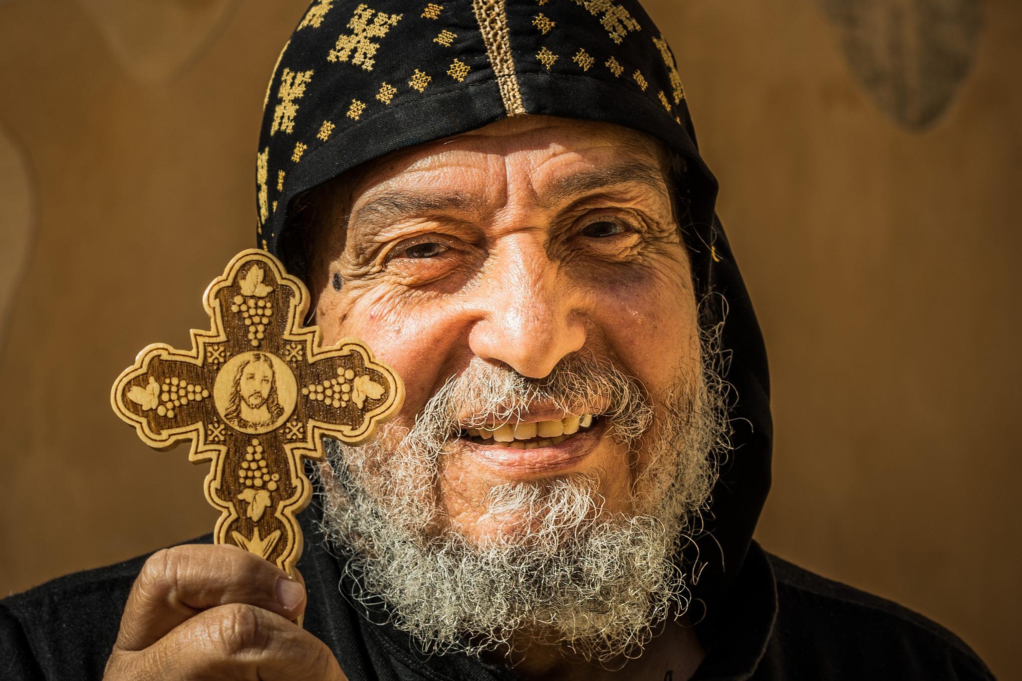Mnich z monastyru Paisjusza w Egipcie, Więź
