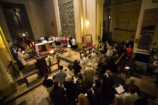 Ekumeniczna Liturgia Męczenników, Wspólnota Sant'Egidio