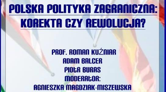 Polska polityka zagraniczna, Laboratorium WIĘZI