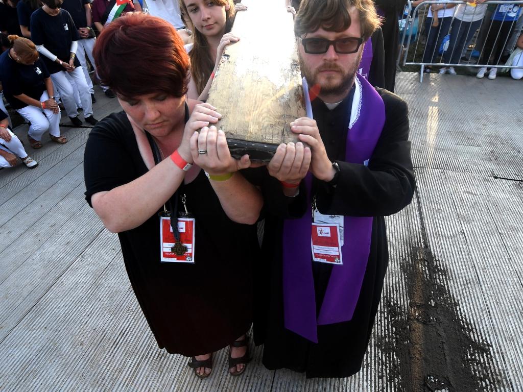 Droga Krzyżowa z udziałem Franciszka 29 lipca w Krakowie