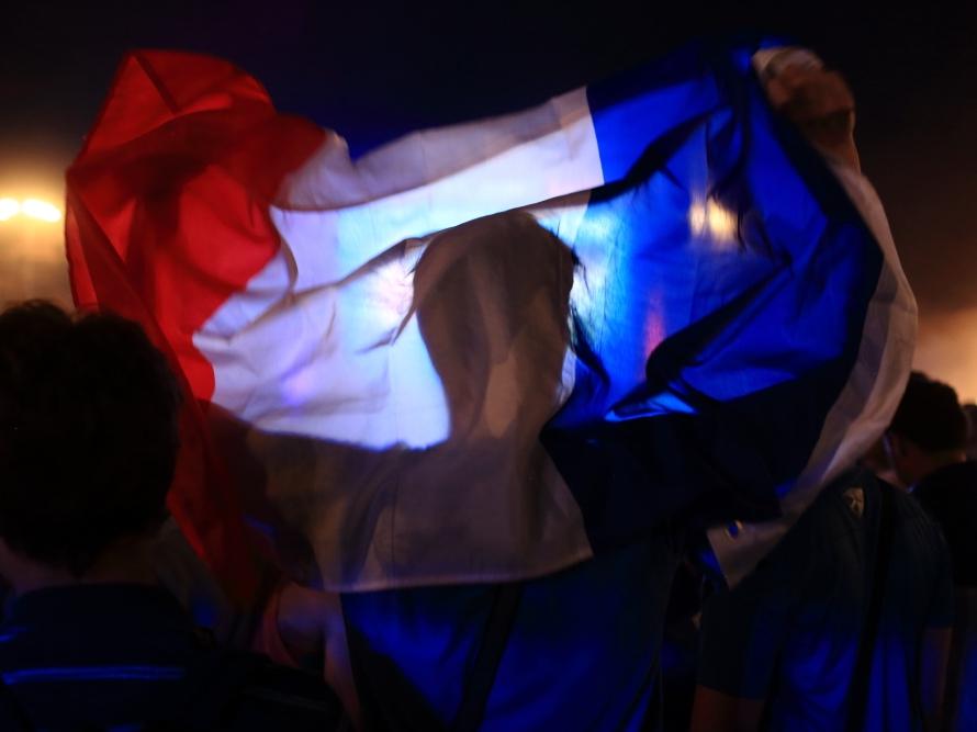 Strefa kibica w Lyonie