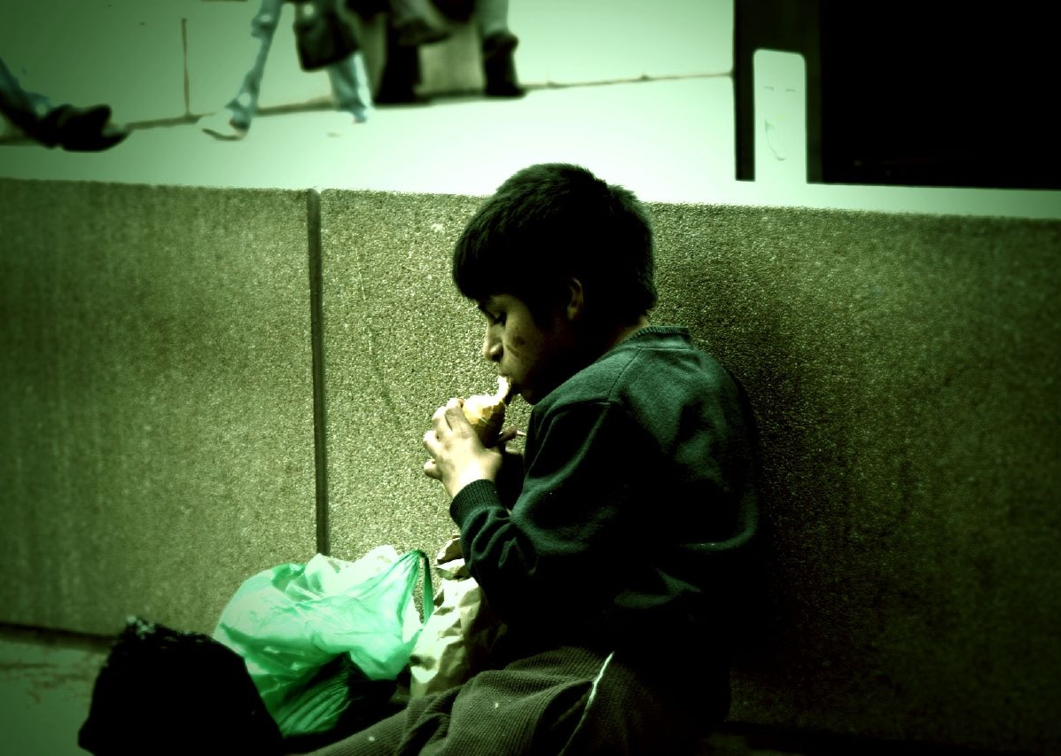 Głód, Laboratorium WIĘZI