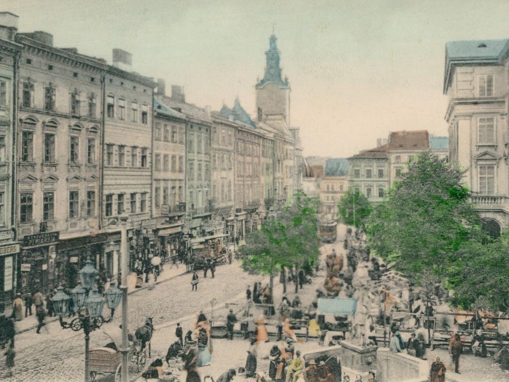 Lwów, 1906 r.