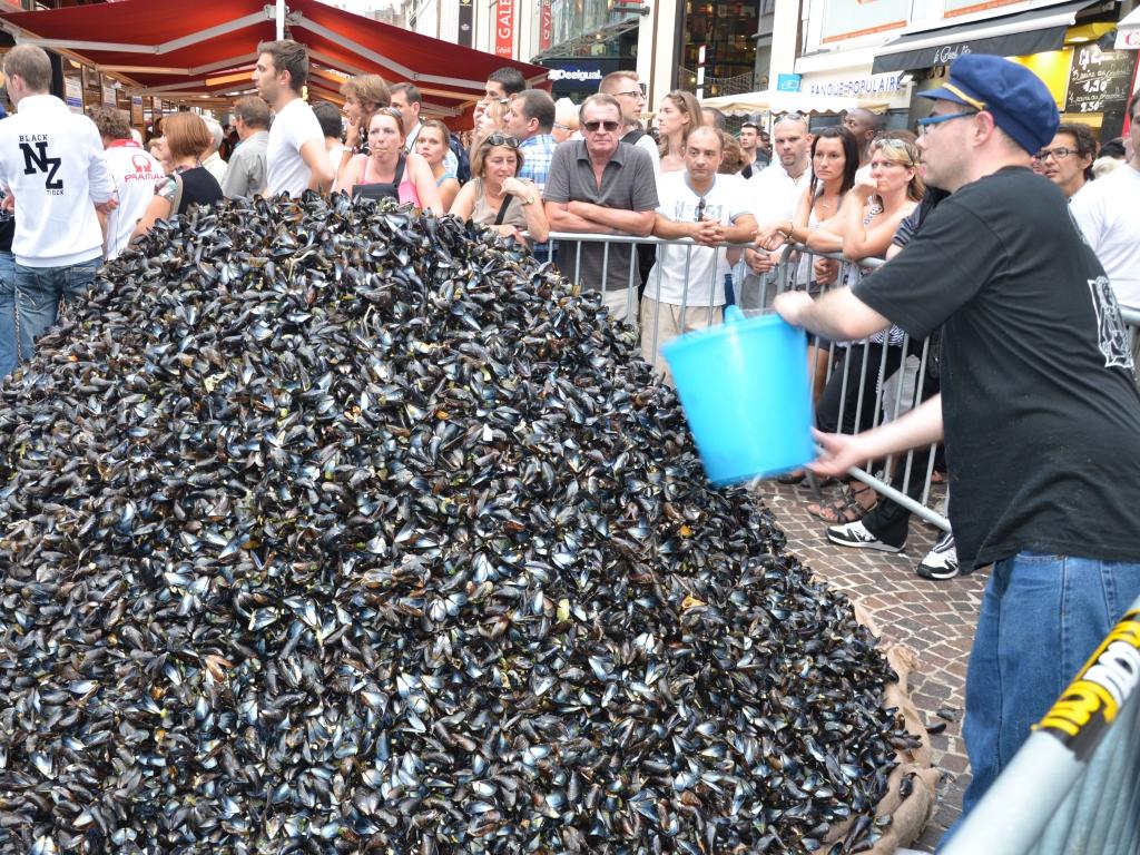 Pchli targ w Lille