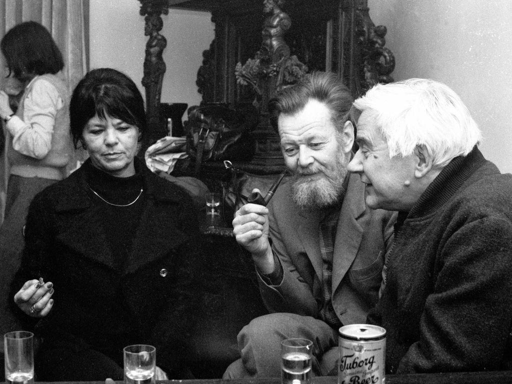 Anka Kowalska, Janusz Przewłocki, Jan Józef Lipski