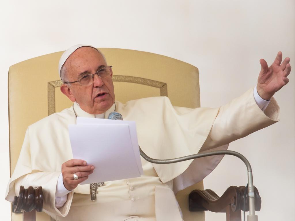 Papież Franciszek, październik 2014 r.
