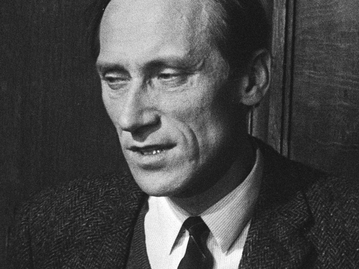 Leszek Kołakowski w 1971 r.