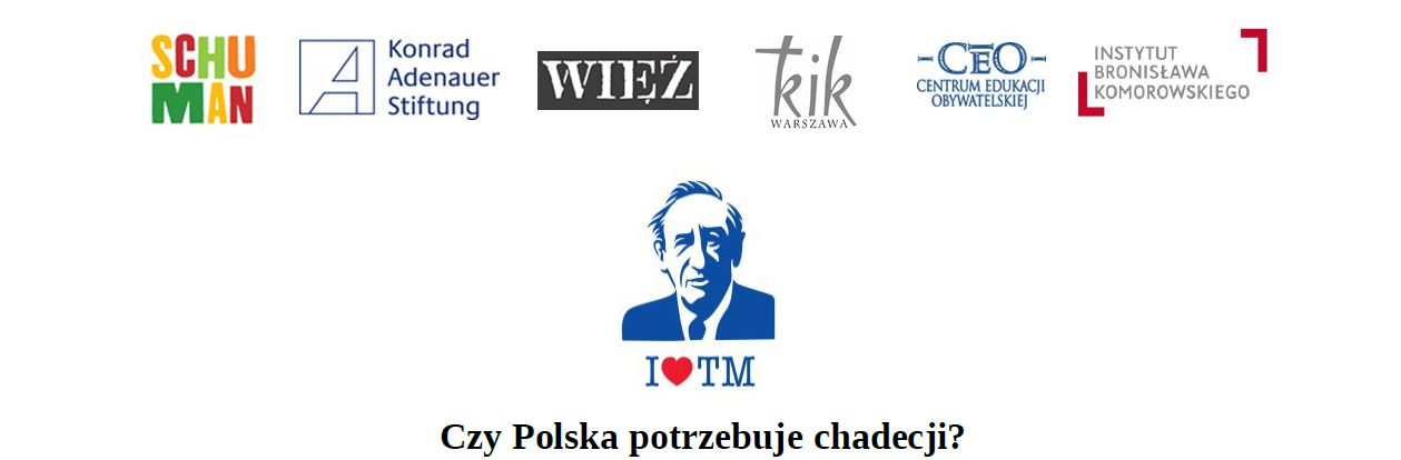 Czy Polska potrzebuje chadecji?