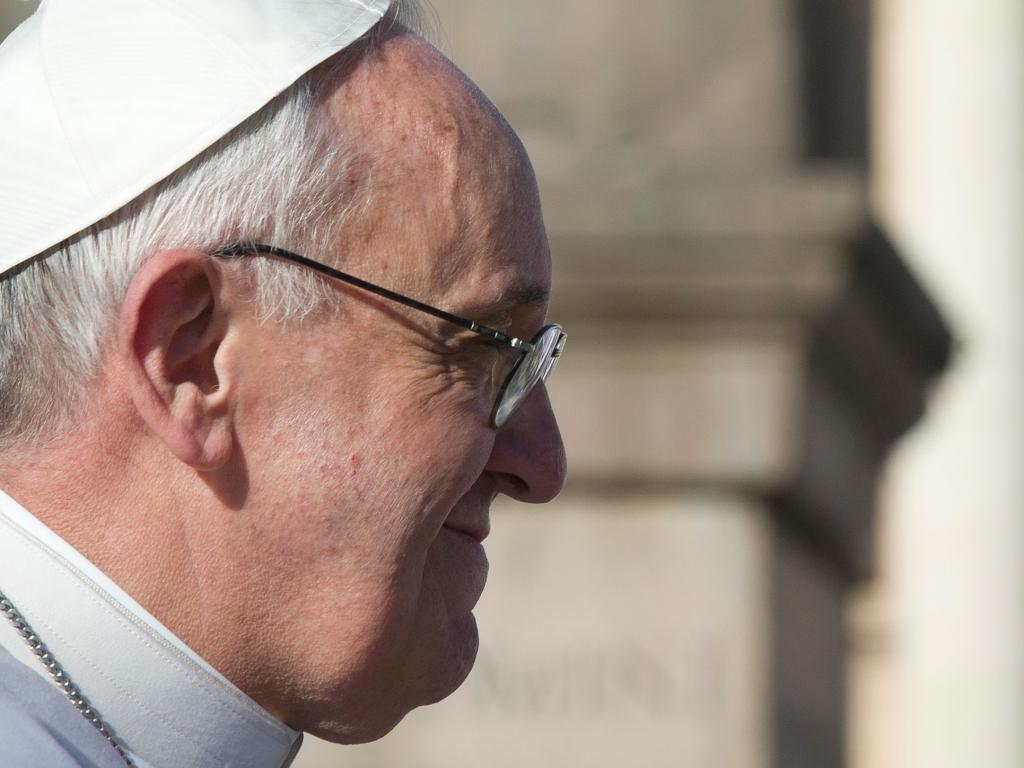 Papież Franciszek, marzec 2013 r.
