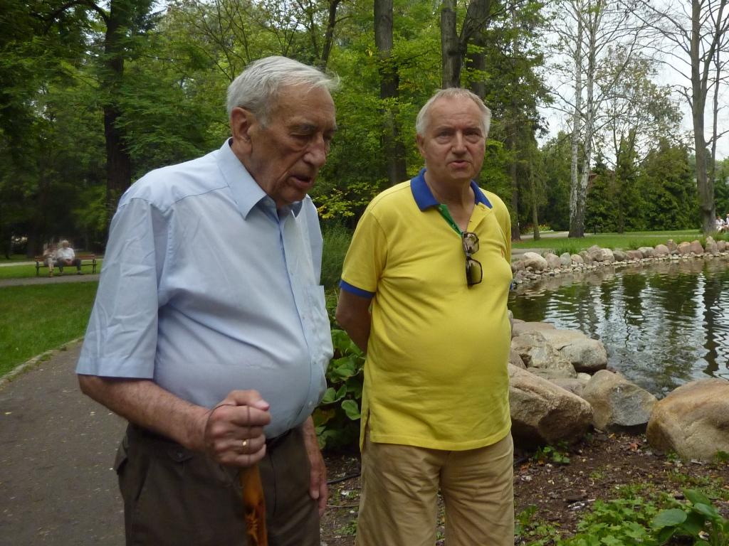 Tadeusz Mazowiecki i Stefan Frankiewicz