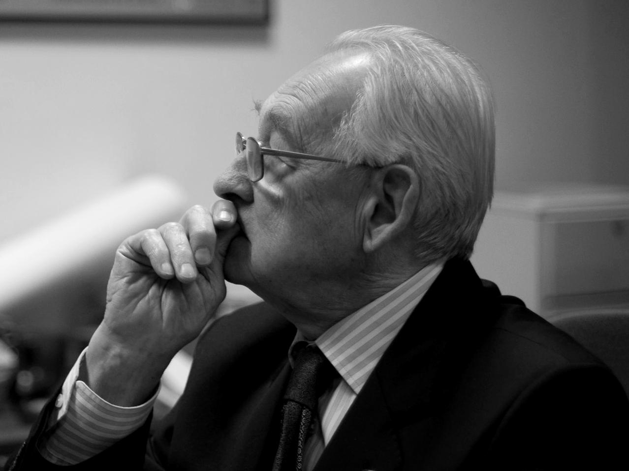 Andrzej Wajda, listopad 2009 r.