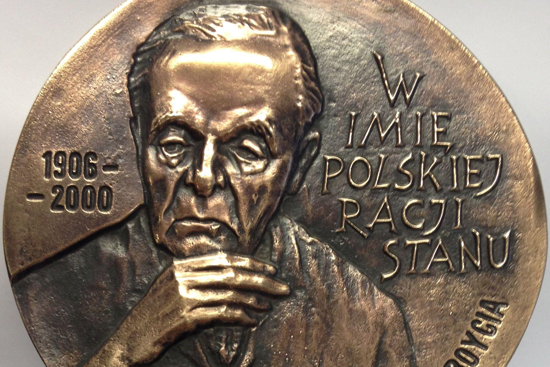 Medal nagrody im. Jerzego Giedroyca