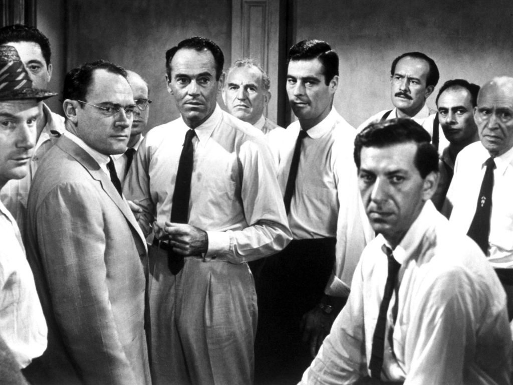 """""""Dwunastu gniewnych ludzi"""" (1957)"""