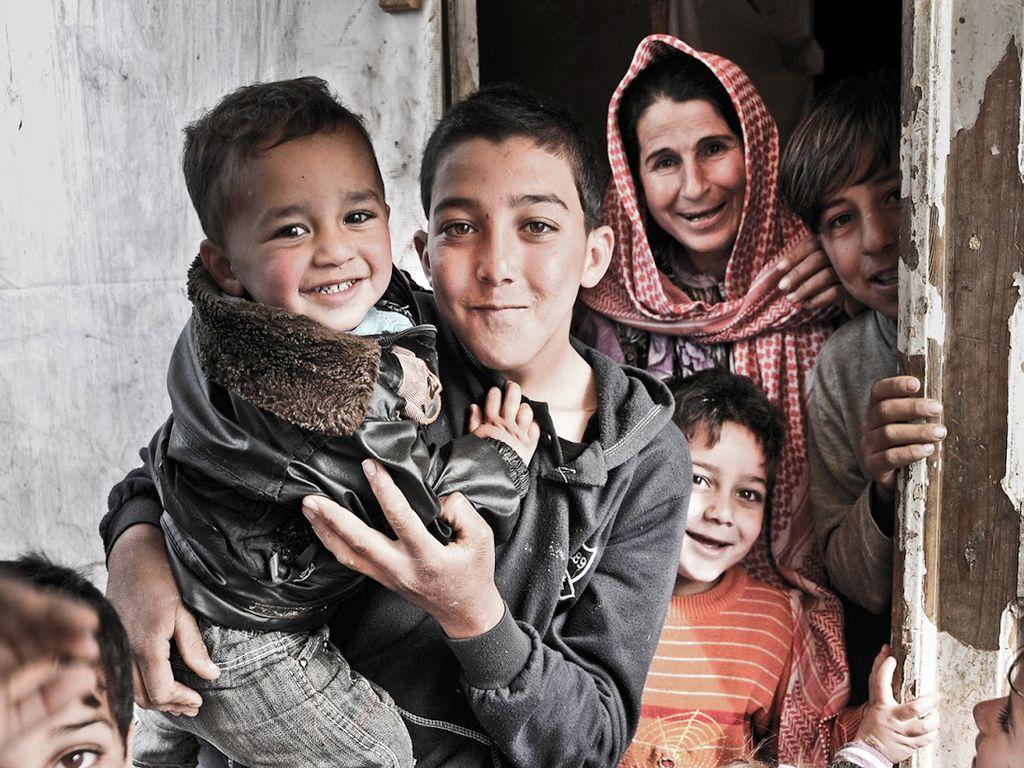 Uchodźcy w Libanie
