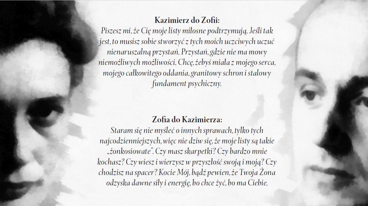 Zofia i Kazimierz Moczarscy, Życie nas tak głupio rozłącza
