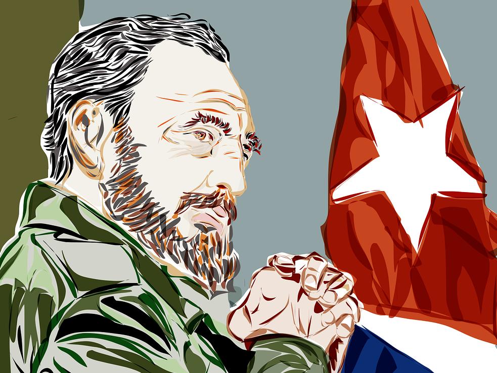 Fidel Castro, Więź