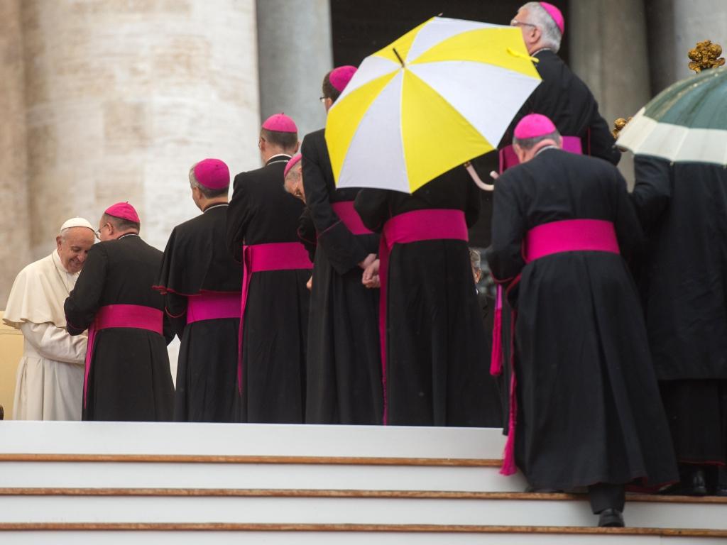 Papież Franciszek 26 października