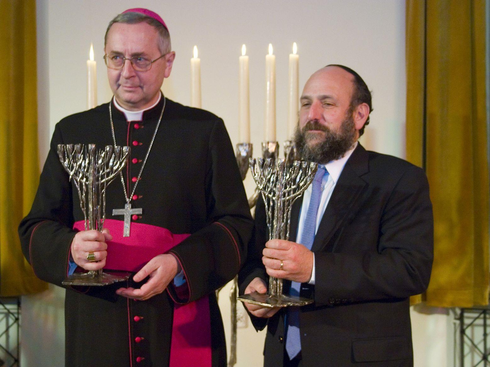 XX Dzień Judaizmu, Gądecki, Schudrich