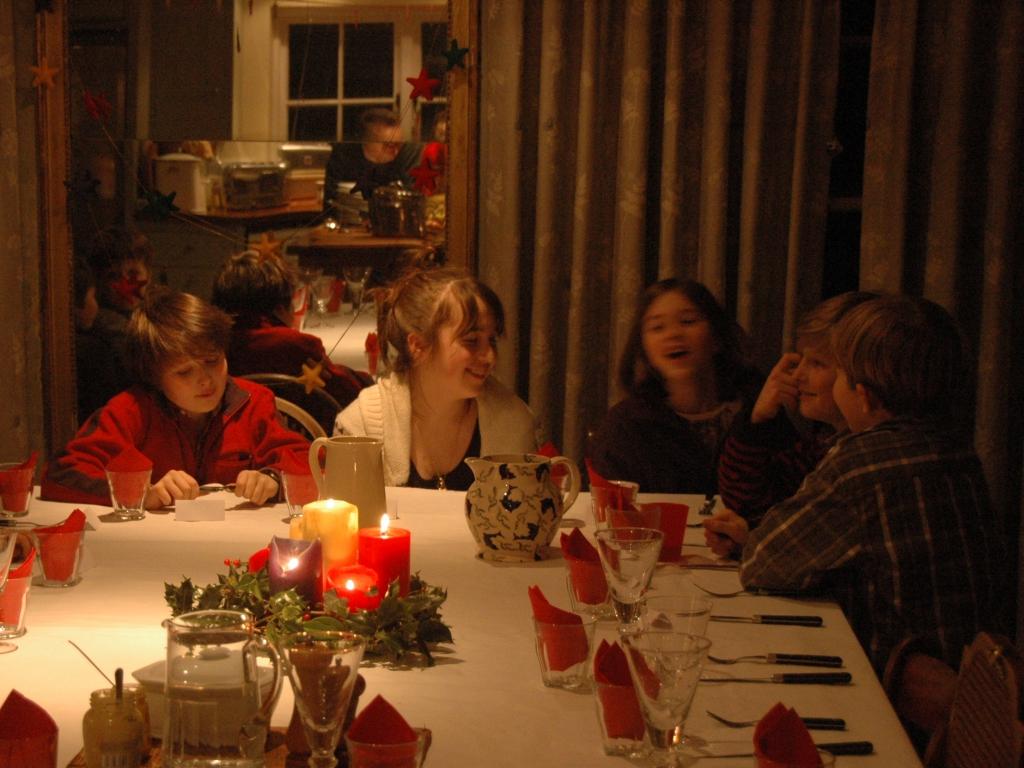Anna Czepiel, Świąteczna samotność