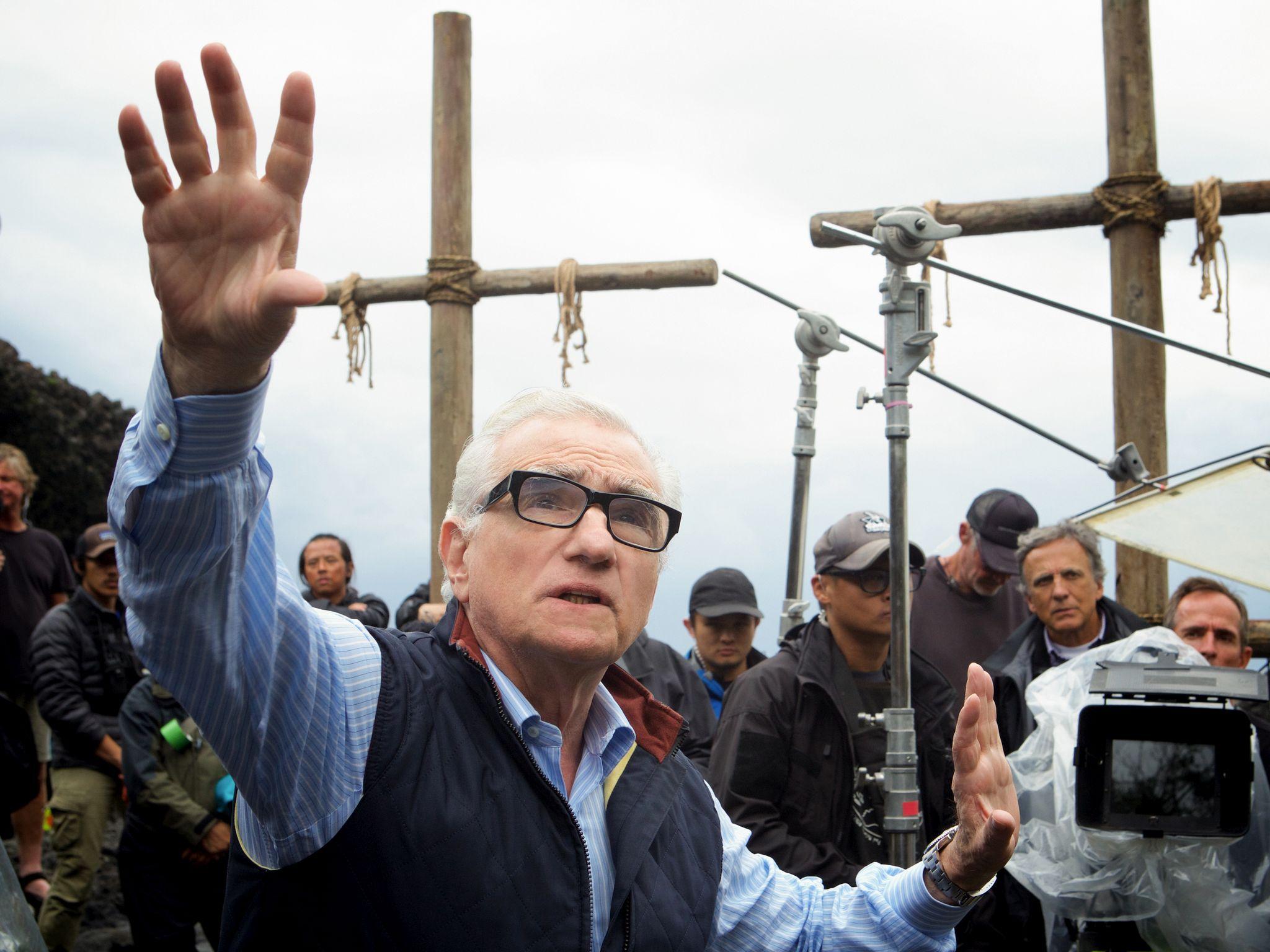 Martin Scorsese, Milczenie