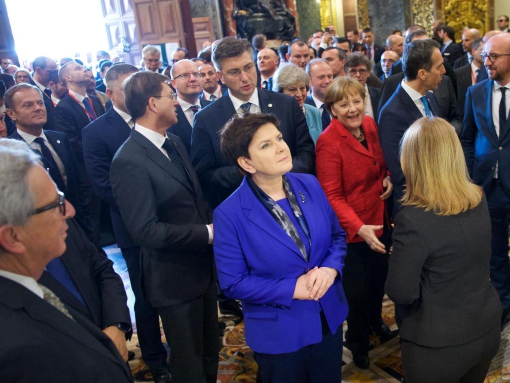 Nieformalny szczyt Rady Europejskiej na Malcie