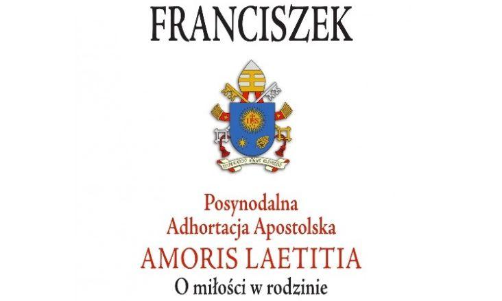 Amoris laetitia, Więź