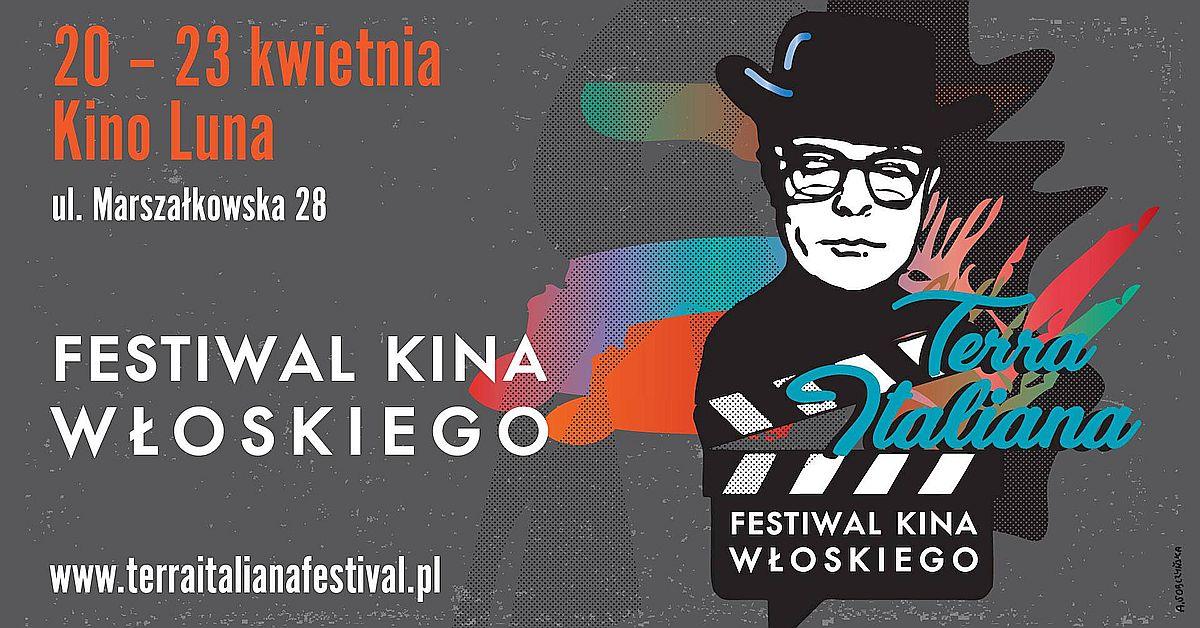 Terra Italiana – Festiwal Kina Włoskiego