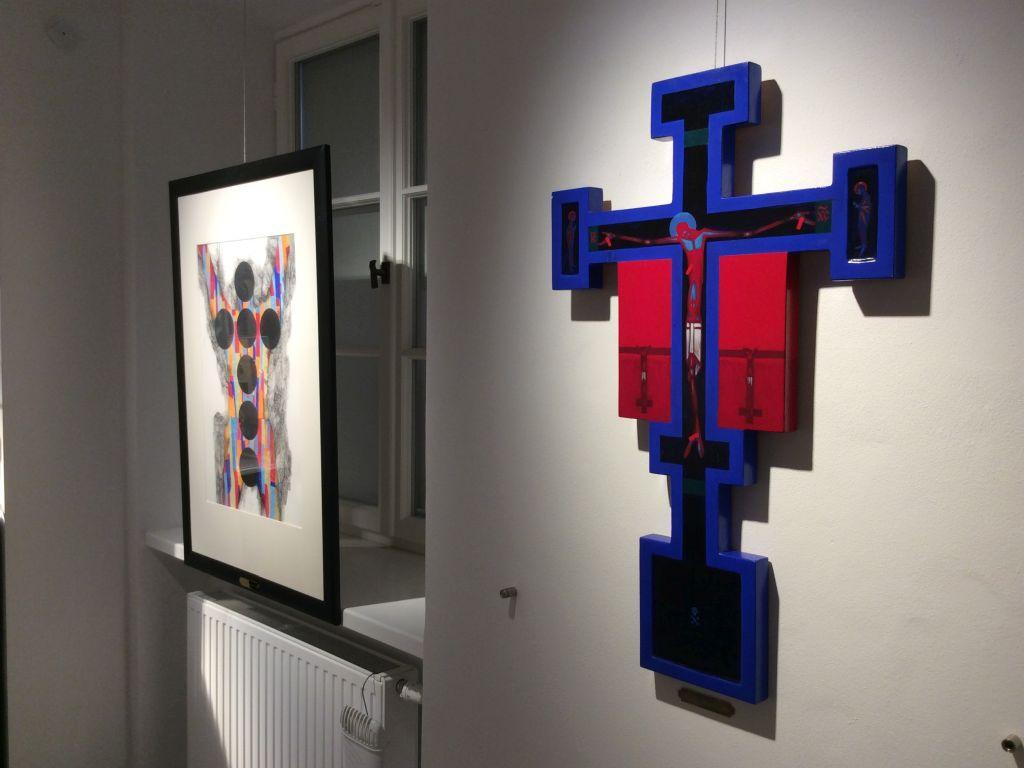 Sztuka krzyża. Krzyż w sztuce, Andrij Maruszeczko