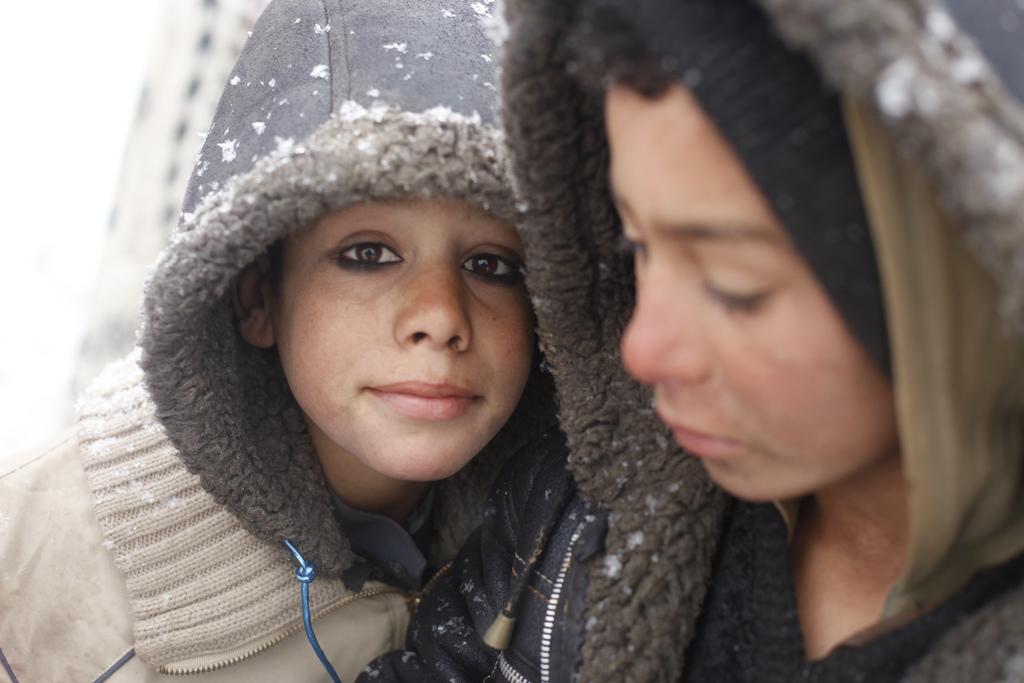 Uchodźcy w Kabulu