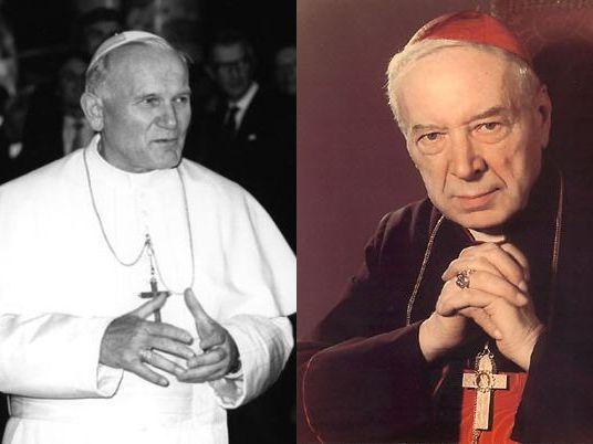 Jan Paweł II, kardynał Stefan Wyszyński