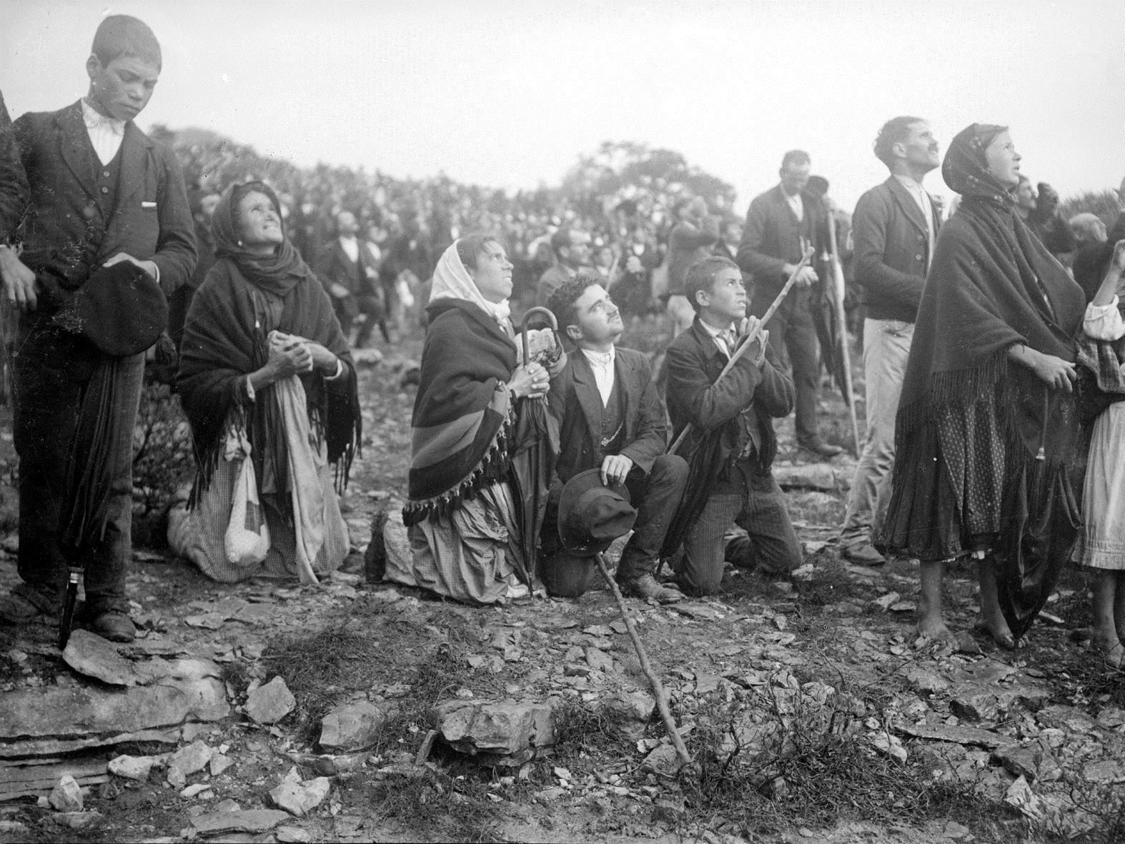 Fatima, Cud, objawienia maryjne