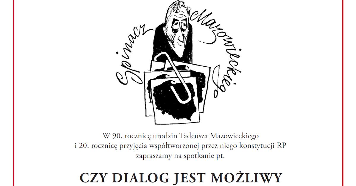 Spinacz Mazowieckiego