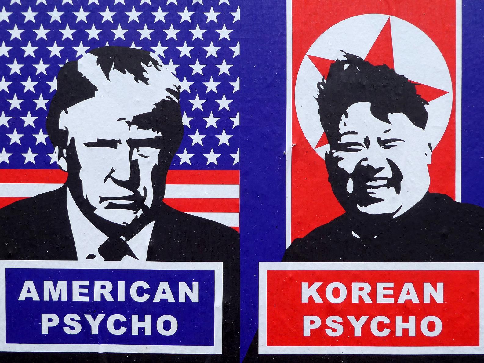 Donald Trump, Kim Dzung-Un