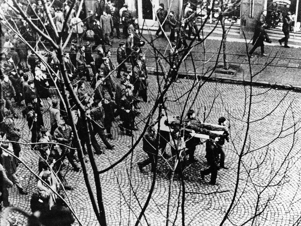 Zbyszek Godlewski, Grudzień 1970
