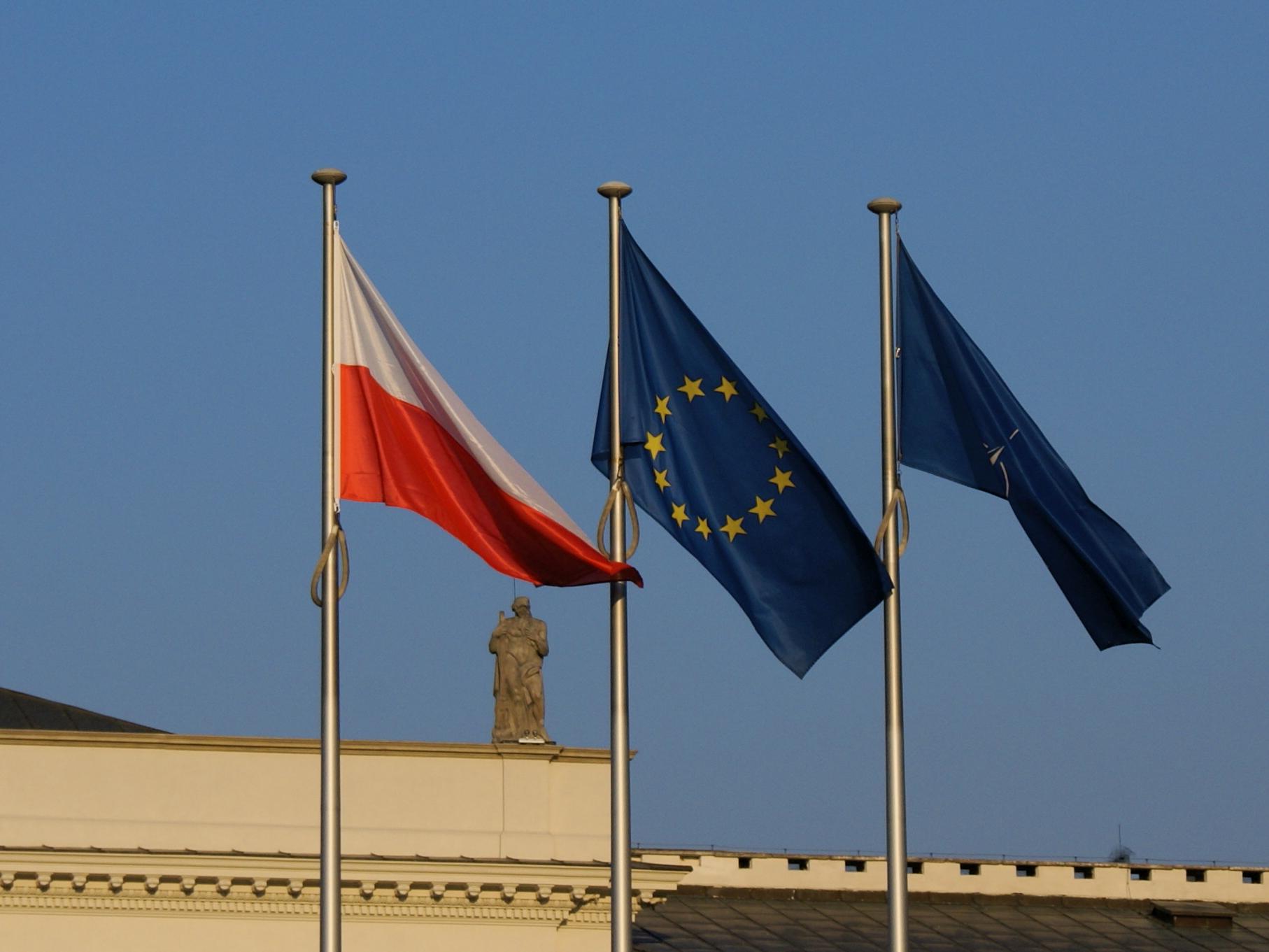 Polska, Unia Europejska, NATO