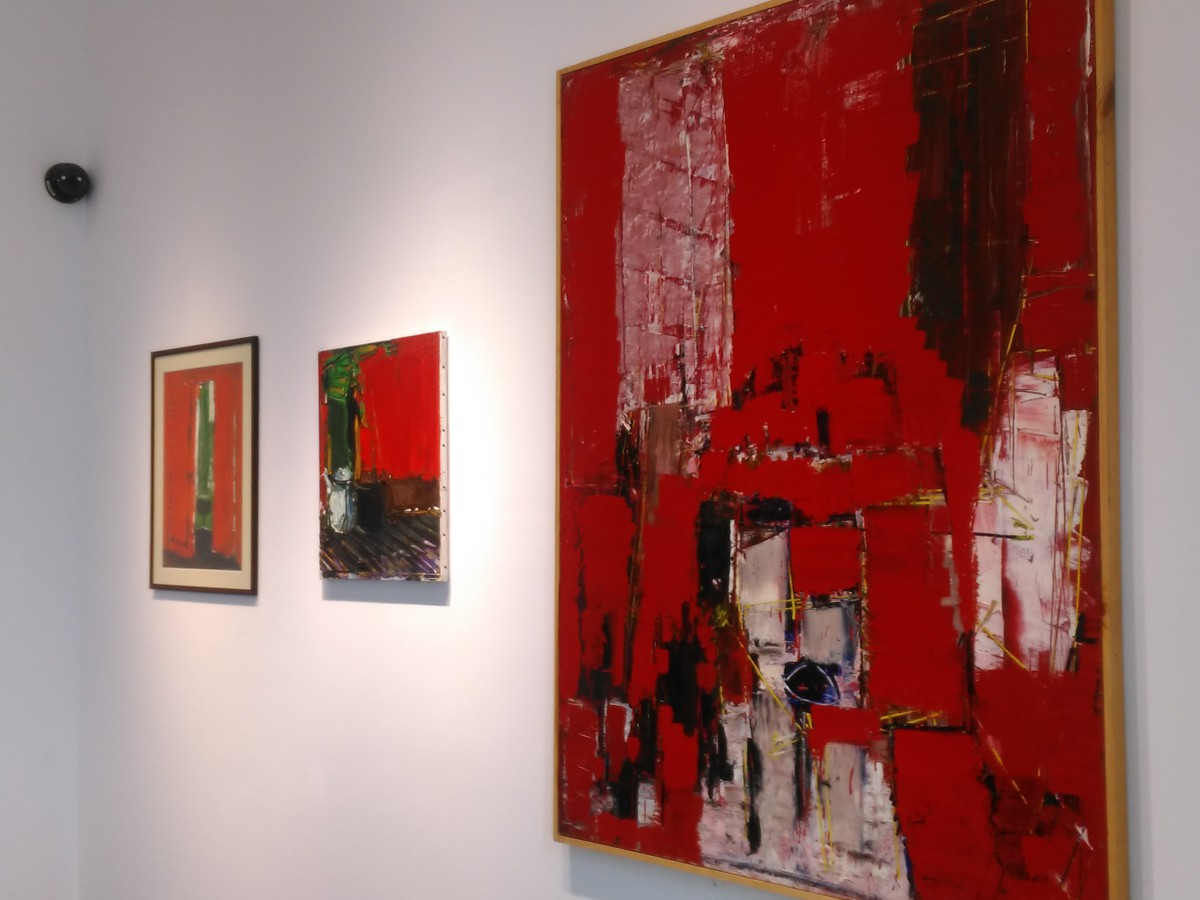 Wystawa Jacka Sienickiego