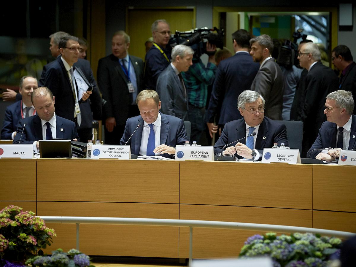 Rada Europejska, Donald Tusk