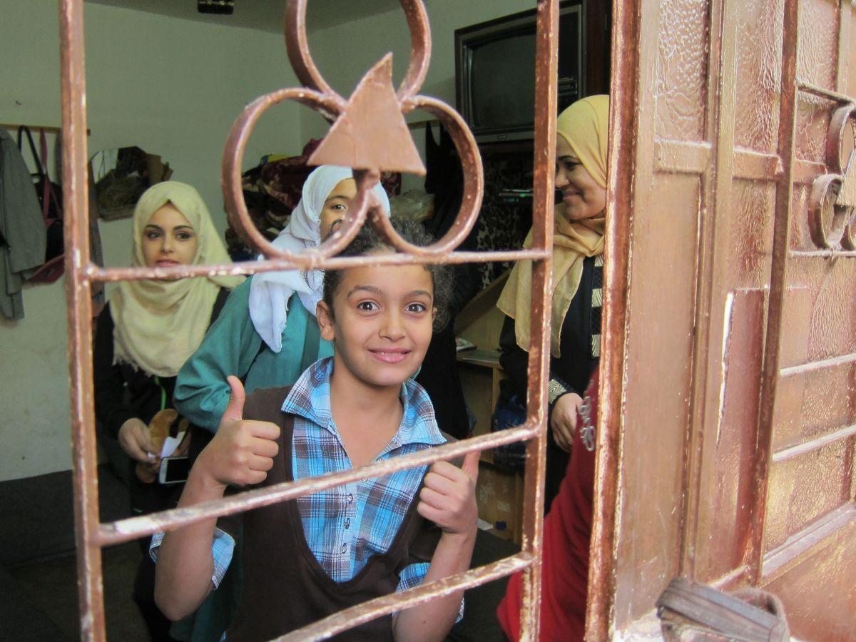 Uchodźcy w Jordanii
