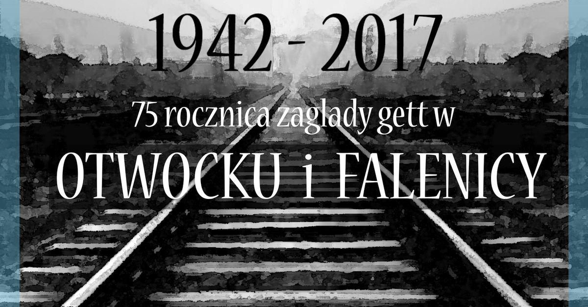 Zagłada getta w Otwocku i Falenicy