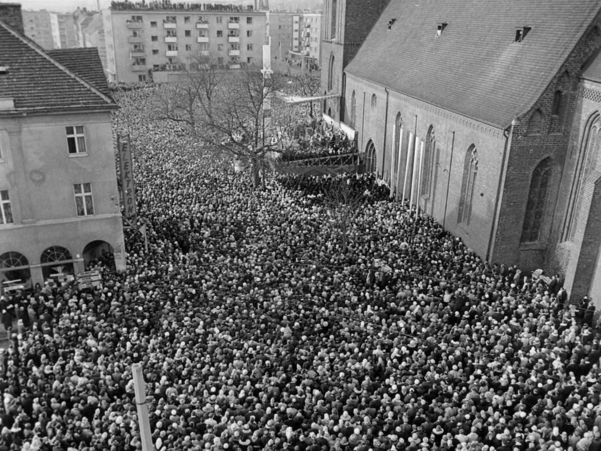Obchody Tysiąclecia Chrztu Polski w Gorzowie