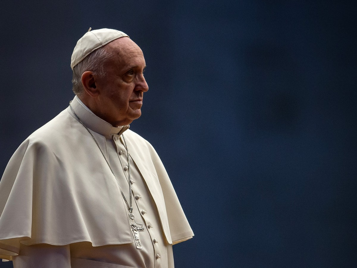 Franciszek: Nie ukrywajmy się przed rzeczywistością