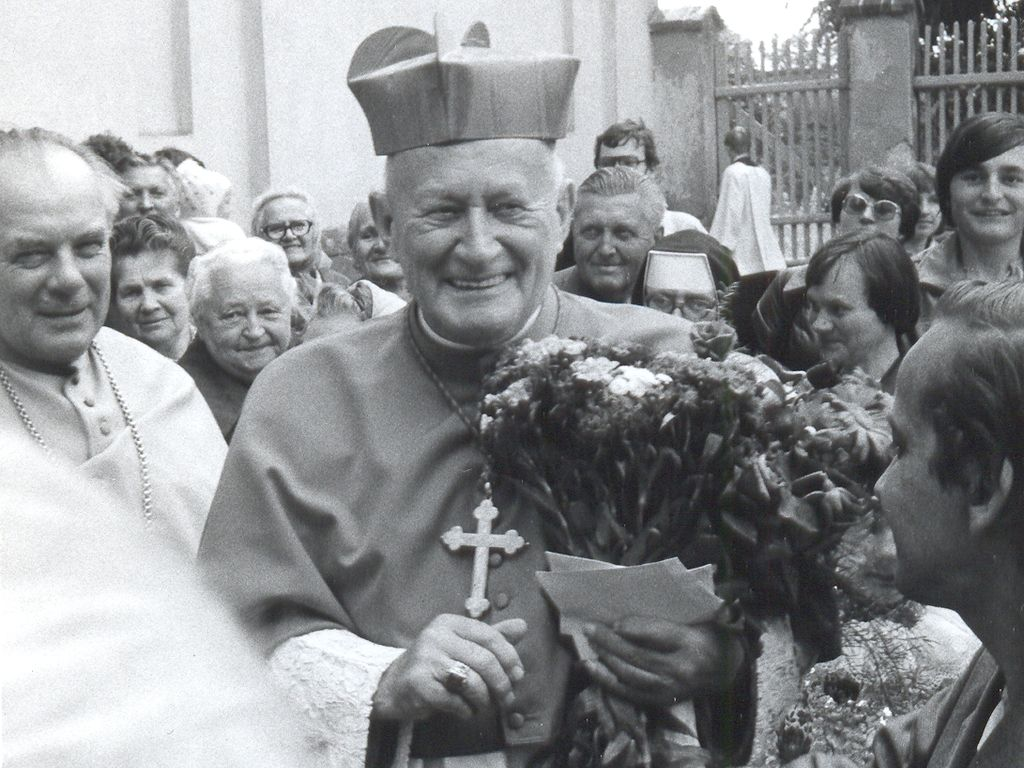 Kardynał František Tomášek