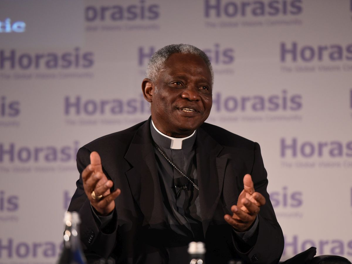 Kardynał Peter Turkson