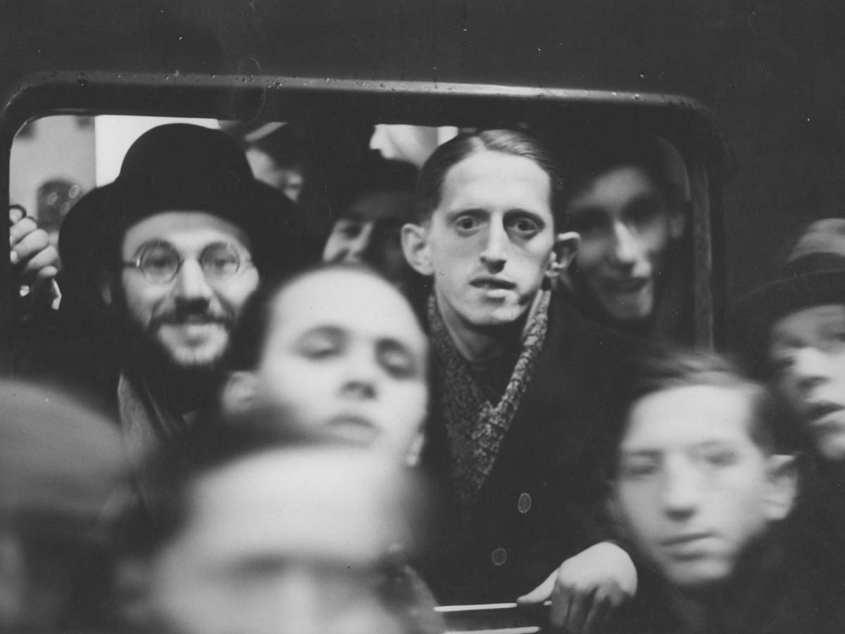 Żydzi wyjeżdżający do Palestyny