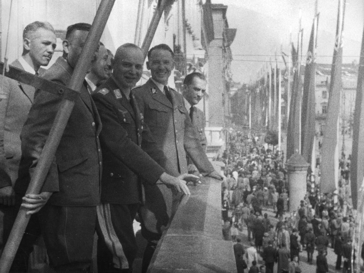 Pierwsza rocznica wybuchu II wojny światowej
