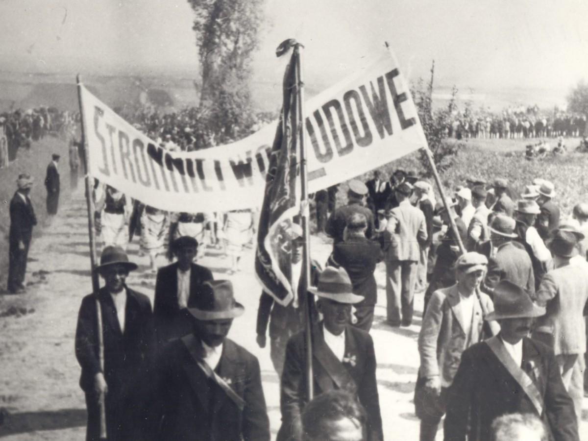 Wielki Strajk Chłopski 1937 r.