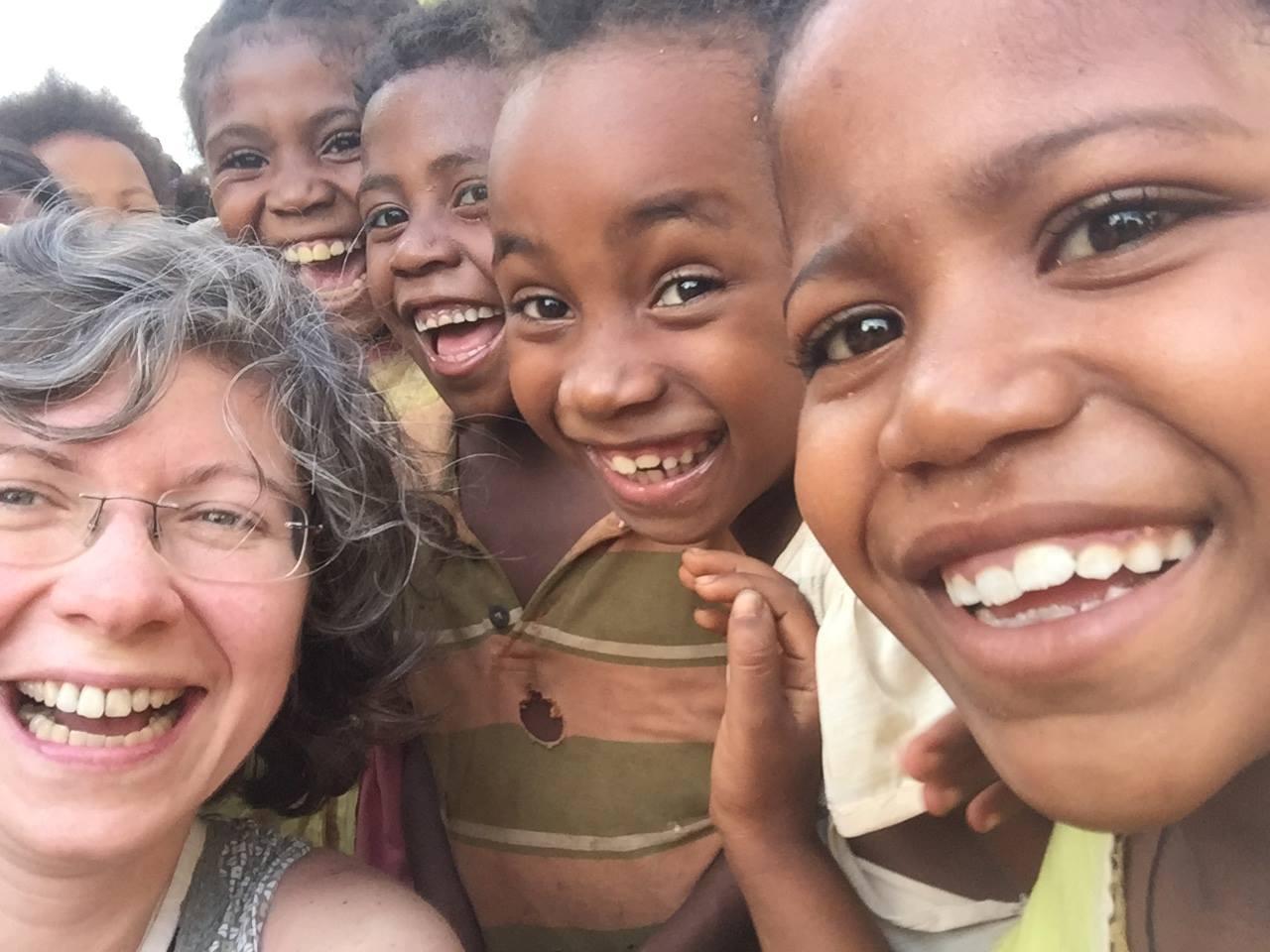 Marta Titaniec, Madagaskar, ubóstwo