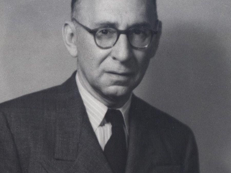 Portret Antoniego Słonimskiego